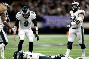 Alshon Jeffery Takes The Blame For Eagles Loss Against New Orleans
