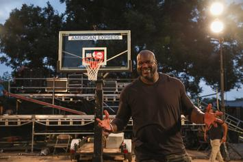 Shaq Would Sign With The New York Knicks If He Was A Young NBA Star