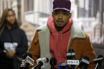 Chance The Rapper Quietly Removes R. Kelly Collab From Streaming Services