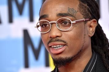 Quavo Shades Trump Over Serving Fast Food To Clemson Tigers At White House