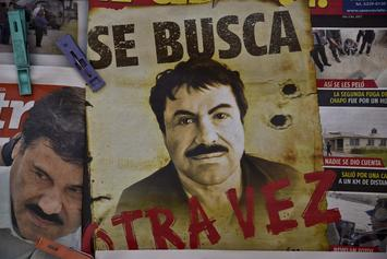 El Chapo's Narco Trial: Witness Says He Paid $100 Mill In Bribes To Ex-President