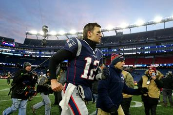 """New England Patriots Dare People To """"Bet Against Us"""""""