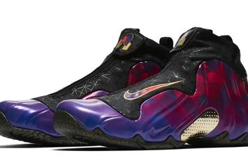 """Nike Air Flightposite """"Chinese New Year"""" Coming Soon: Official Images"""