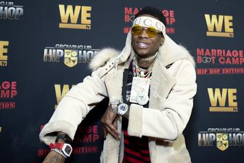 """Soulja Boy Continues Drake Beef: """"I'm Coming For Mine"""""""