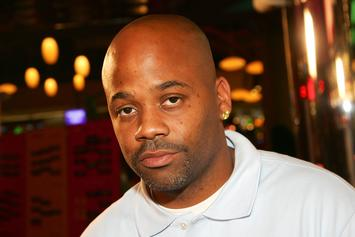 """Dame Dash Puts FunkMaster Flex On Blast: """"An Example Of What A Moron Looks Like"""""""