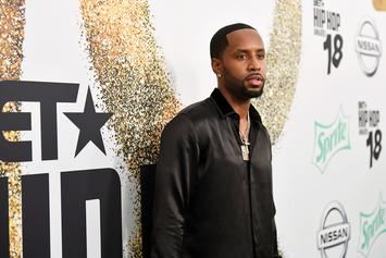 Safaree Serenades Fiance Erica Mena With Early Valentine's Day Celebration
