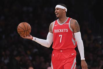 Carmelo Anthony Traded To Chicago Bulls: Report