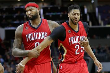 "DeMarcus Cousins Says Him And Anthony Davis ""Could've Been Something Great"""