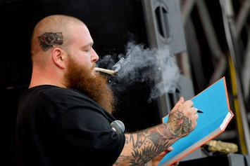 """Action Bronson Announces Second Book """"Stoned Beyond Belief"""""""