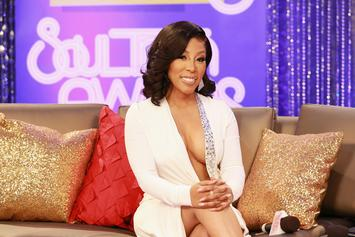 "K. Michelle Claps Back At Fan Who Says She's Not ""All Natural"""