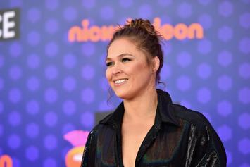 """Ronda Rousey Claps Back At Family Rumors, """"Leave Me And My Reproductive Organs Alone"""""""