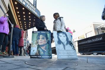 "Michael Jackson Accusers Speak Up During ""Leaving Neverland"" Q&A"