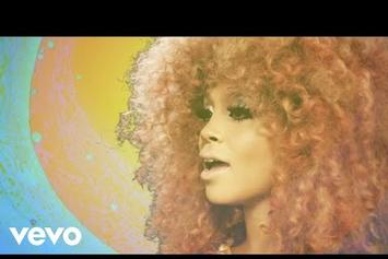 "Lion Babe Shares Groovy Video For ""The Wave,"" Featuring Leikeli47"
