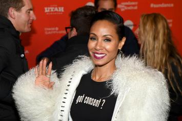 Jada Pinkett Sparks Debate On Music's Celebration Of Violence Against Women