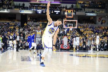 """Warriors Win 11 In A Row, Curry Says It's """"Playoff Mentality Time"""""""