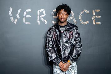 """21 Savage Appears On Jimmy Fallon To Perform """"A Lot"""""""