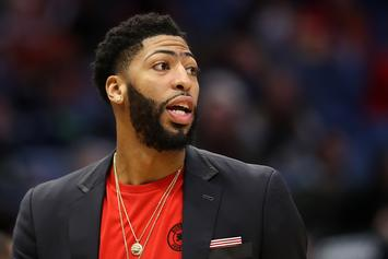 Pelicans Saw Anthony Davis Trade Request Coming: Report
