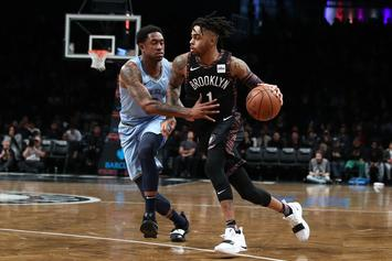 Nets' D'Angelo Russell Replaces Victor Oladipo As NBA All-Star Reserve