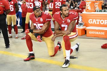 Colin Kaepernick's Lawyer Says Maroon 5 Crossed The Picket Line