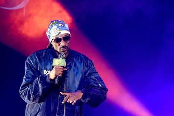 """Snoop Dogg Labels 6ix9ine A """"Snitch"""" For Guilty Plea"""