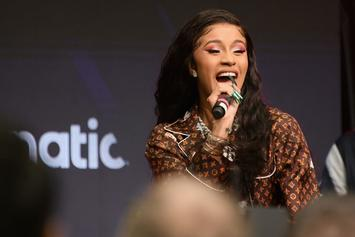 """Cardi B Admits To Having """"Mixed Feelings"""" About Turning Down Super Bowl"""