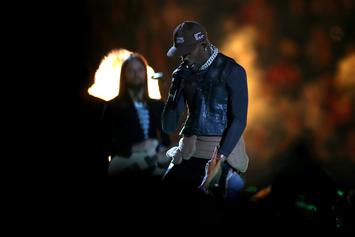 Fans React To Travis Scott's Super Bowl Halftime Performance