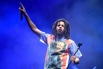 "J. Cole's ""Middle Child"" Marks His Highest Charting Single On Billboard Hot 100"