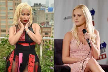 Nicki Minaj & Tomi Lahren Exchange Heated Shots Over 21 Savage