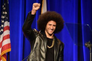 Colin Kaepernick Reacts To Rihanna Riding For Him & Boycotting Super Bowl