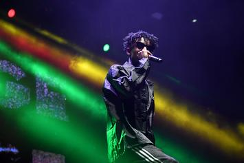 """21 Savage's Co-Manager Says He's On """"Lockdown"""" For 23 Hours A Day"""