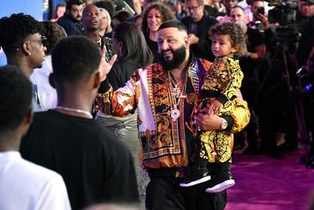 "DJ Khaled Shares Appreciation Post For Asahd: He's ""Taught Me So Many Things"""