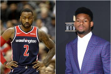 """John Wall Reacts To JuJu Smith-Schuster's Comment: """"I'll See U Around Bra"""""""