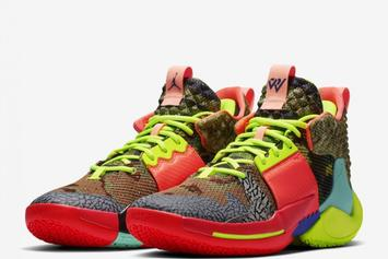 Jordan Brand Reveals Westbrook's All Star Sneakers: Release Details