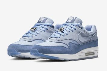 """Nike Air Max 1 """"Have A Nike Day"""" To Come In Light Blue"""