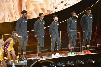 LeBron James & Giannis Antetokounmpo Pick NBA All-Star Teams