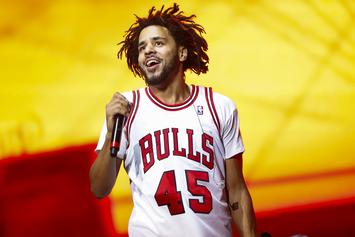 """J. Cole Teases Official Release Of """"Want You To Fly"""""""