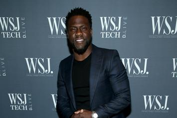 """Kevin Hart Teams With Netflix For """"Guide To Black History"""" Series"""