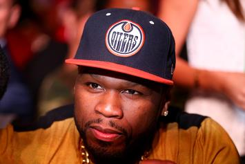 """50 Cent Celebrates Clinching Another TV Pilot: """"God Is Good All The Time"""""""
