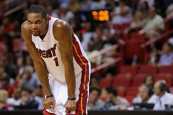 "Chris Bosh On NBA Comeback: ""That Part Of My Life Is Over"""