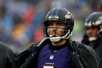 Baltimores Ravens Agree To Trade Joe Flacco: Report