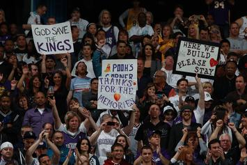 "Sacramento Kings Fans Say ""Build That Wall"" And ""Trump"" Jerseys Weren't Political Statement"