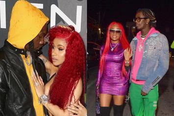Valentine's Day: Cardi B, Young Thug & More Celebrate With Their Loves