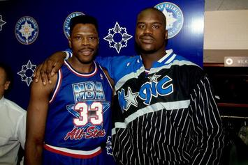 Ewing Athletics Releases Patrick Ewing's 1994 All Star Sneaker: Ewing Image