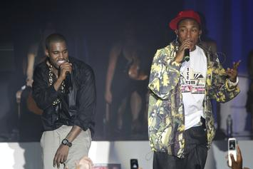 """Kanye West, Pharrell & Vic Mensa Craft Song For Gentle Monster's """"13"""" Campaign"""