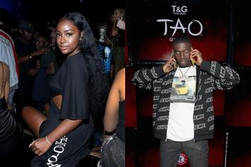 Justine Skye Gets Restraining Order Against Sheck Wes Rubber Stamped: Report