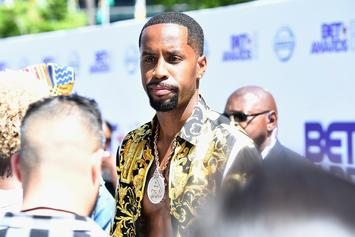 "Safaree's Mental Health Issues Causes Late Arrival To ""Love & Hip Hop"" Reunion: Report"