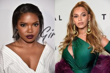 Beyonce Pulls Up On Ryan Destiny To Express Admiration