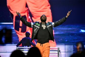 Meek Mill Kicks Off 2019 NBA All-Star Game With Medley Of Bangers