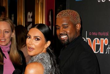 "Kim Kardashian West Shuts Down Kanye West ""Gentle Monster"" Reports"
