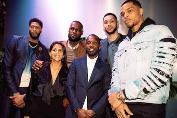 LeBron James And Anthony Davis Seen Partying During All-Star Weekend